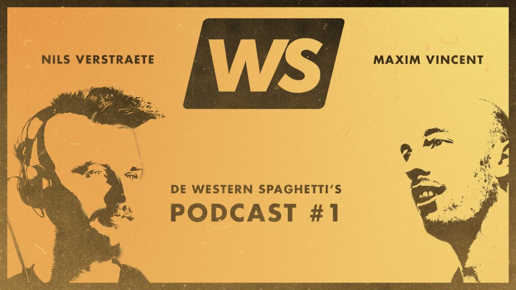 de western spaghetti's podcast met nils verstraete wiessenhaan over special effects in film en reclame