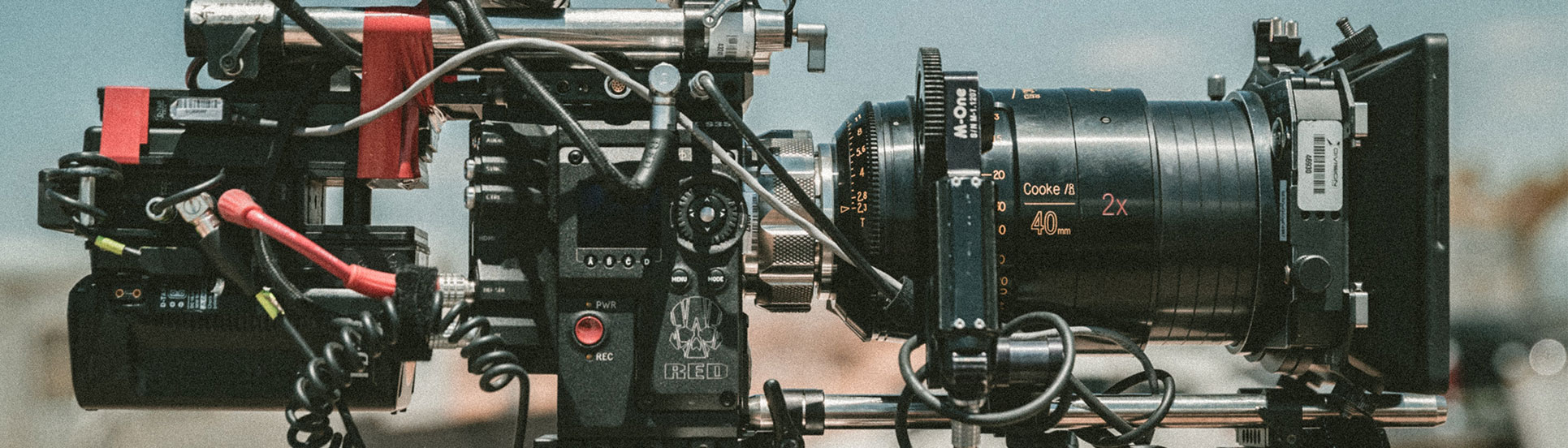 4K camera voor video en film